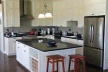 Dream House Plan - Farmhouse kitchen