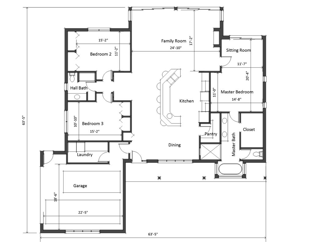 Ranch Style House Plan - 3 Beds 2 Baths 2100 Sq/Ft Plan #481-5 on 2300 sq ft house plans, 400 sq ft house plans, 5000 sq ft house plans, 1800 sq ft. house plans, ranch house plans, 4 bedroom house plans, 2200 sq ft house plans, 2900 sq ft house plans, 900 sq ft house plans, 3000 sq ft house plans, 1200 sq ft house plans, 1500 sq ft house plans, 2000 ft open house plans, 2100 sq ft house plans, 1400 sq ft house plans, 4000 sq ft house plans, 20000 sq ft house plans, 1000 sq ft house plans, 2500 sq ft house plans, 2400 sq ft house plans,