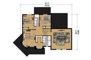 Traditional Style House Plan - 3 Beds 2 Baths 2701 Sq/Ft Plan #25-4344 Floor Plan - Upper Floor Plan