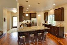 Traditional Interior - Kitchen Plan #124-921