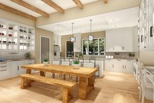 Home Plan - Farmhouse Interior - Kitchen Plan #406-9653