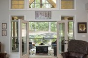 Craftsman Style House Plan - 3 Beds 2 Baths 2004 Sq/Ft Plan #929-14 Interior - Family Room