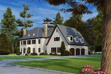 House Plan Design - European Exterior - Other Elevation Plan #923-185