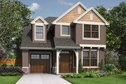 Cottage Style House Plan - 4 Beds 2.5 Baths 1687 Sq/Ft Plan #48-674 Exterior - Front Elevation