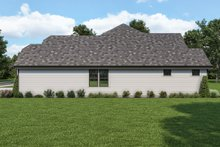 House Plan Design - Cottage Exterior - Other Elevation Plan #1070-123
