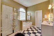 Classical Style House Plan - 4 Beds 3 Baths 3353 Sq/Ft Plan #137-124 Interior - Master Bathroom