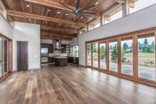Modern Interior - Family Room Plan #892-14