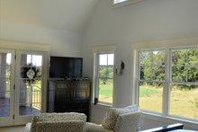 Ranch Interior - Master Bedroom Plan #70-1499