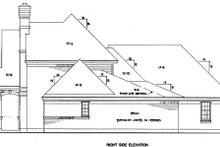 Dream House Plan - European Exterior - Other Elevation Plan #410-384