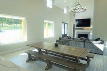Architectural House Design - Farmhouse Interior - Family Room Plan #48-943