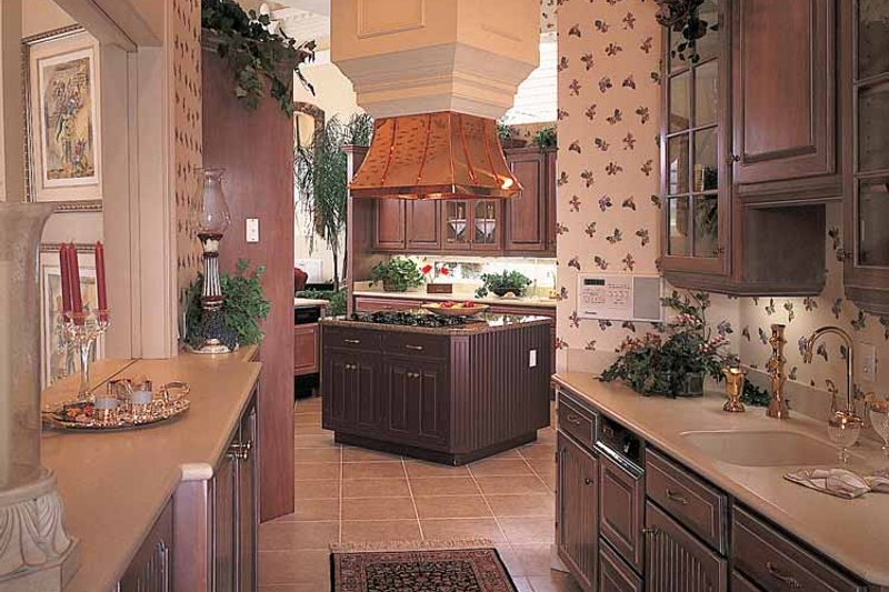 European Interior - Other Plan #417-563 - Houseplans.com