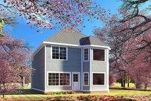 Home Plan - Craftsman Exterior - Rear Elevation Plan #923-196