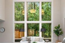 House Plan Design - Contemporary Interior - Family Room Plan #1066-14