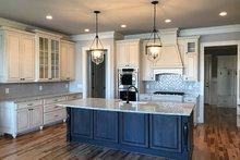 House Plan Design - Country Interior - Kitchen Plan #437-81
