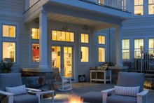 Craftsman Exterior - Rear Elevation Plan #928-259