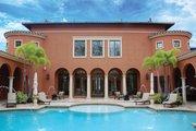 Mediterranean Style House Plan - 5 Beds 5 Baths 7340 Sq/Ft Plan #1058-11 Exterior - Rear Elevation