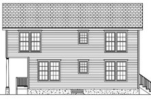 Traditional Exterior - Other Elevation Plan #1061-33