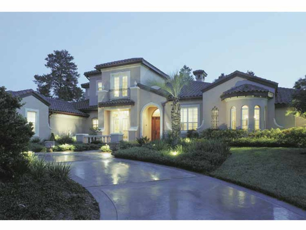 Mediterranean style house plan 6 beds 6 baths 5183 sq ft for Home plan com