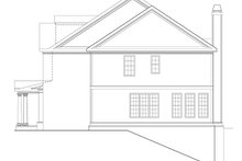 House Plan Design - Classical Exterior - Other Elevation Plan #927-882