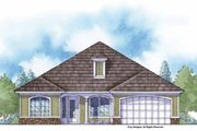 Country Style House Plan - 3 Beds 2.5 Baths 2287 Sq/Ft Plan #938-11 Exterior - Front Elevation