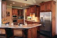 Country Interior - Kitchen Plan #927-287