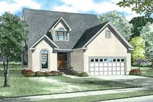 House Plan Design - Country Exterior - Front Elevation Plan #17-2689
