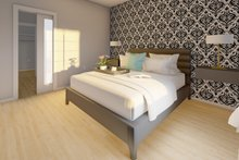 Dream House Plan - Farmhouse Interior - Master Bedroom Plan #126-236