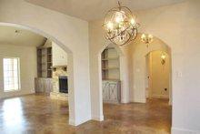 Dream House Plan - European Interior - Family Room Plan #17-2499