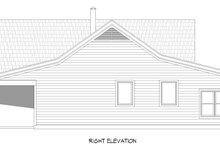 Architectural House Design - Traditional Exterior - Other Elevation Plan #932-408