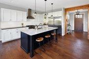 Craftsman Style House Plan - 3 Beds 2.5 Baths 2297 Sq/Ft Plan #1070-15 Interior - Kitchen