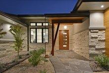 House Plan Design - Contemporary Photo Plan #935-18