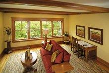 House Plan Design - Craftsman Interior - Family Room Plan #928-30