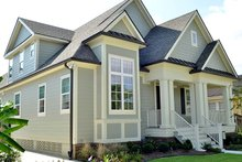 Architectural House Design - Craftsman Exterior - Front Elevation Plan #929-837