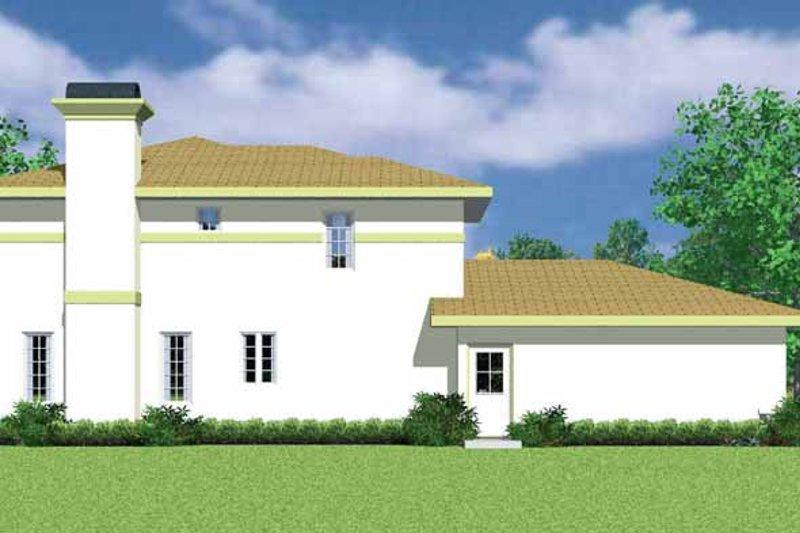 Prairie Exterior - Other Elevation Plan #72-1134 - Houseplans.com