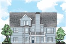 Architectural House Design - Country Exterior - Rear Elevation Plan #927-901