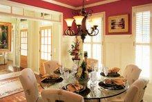 House Plan Design - Colonial Interior - Dining Room Plan #927-872