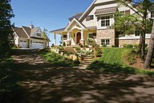 Dream House Plan - Craftsman Exterior - Front Elevation Plan #928-176