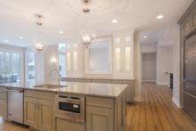 House Plan Design - Tudor Interior - Kitchen Plan #901-119