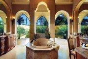 Mediterranean Style House Plan - 4 Beds 4.5 Baths 5109 Sq/Ft Plan #930-98 Interior - Bathroom