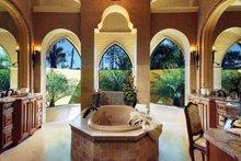 Home Plan - Mediterranean Interior - Bathroom Plan #930-98