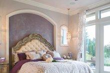 European Interior - Master Bedroom Plan #48-650
