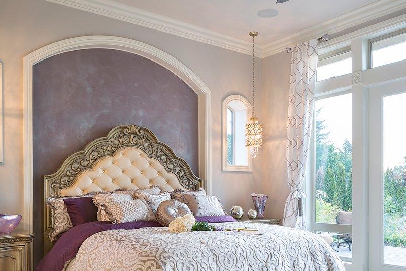 European Interior - Master Bedroom Plan #48-650 - Houseplans.com