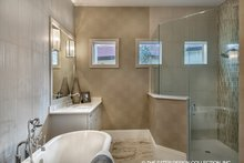 Mediterranean Interior - Master Bathroom Plan #930-449