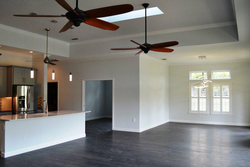 Colonial Interior - Dining Room Plan #1058-148 - Houseplans.com