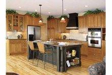 Home Plan - Craftsman Interior - Kitchen Plan #320-1006