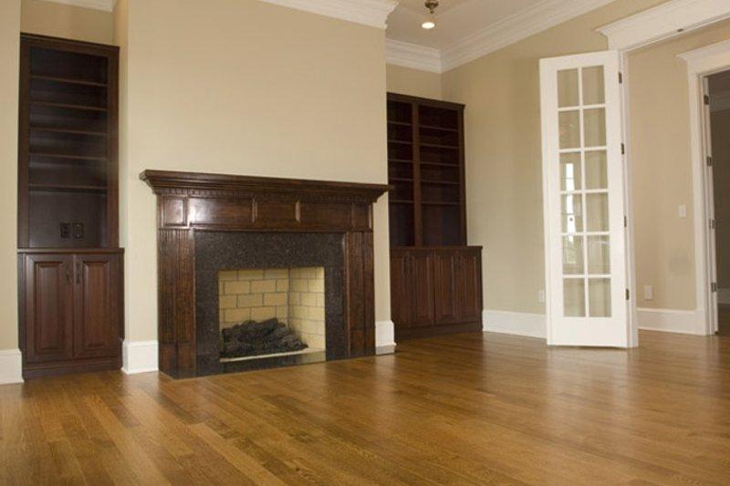 Classical Interior - Family Room Plan #137-301 - Houseplans.com