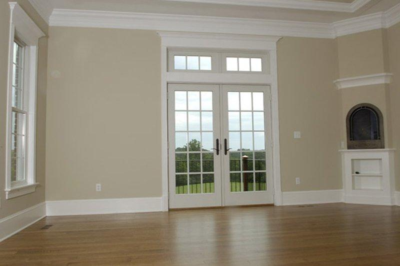 Classical Interior - Master Bedroom Plan #137-301 - Houseplans.com