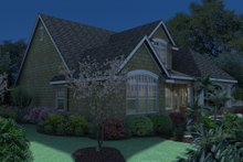 Traditional Exterior - Other Elevation Plan #120-166