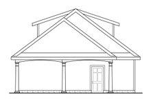 Craftsman Exterior - Other Elevation Plan #124-1050