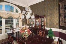 House Plan Design - European Interior - Dining Room Plan #429-193